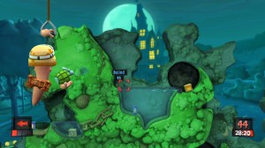 Worms Revolution screenshot
