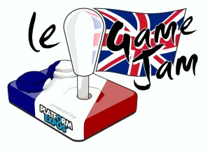 Le Game Jam Logo MR