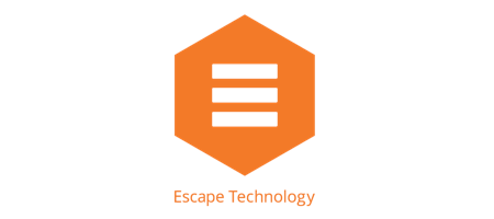 Escape logo 450 x 200