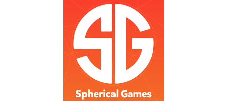Spherical Games 450 x 200
