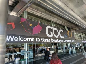 GDC main entrance
